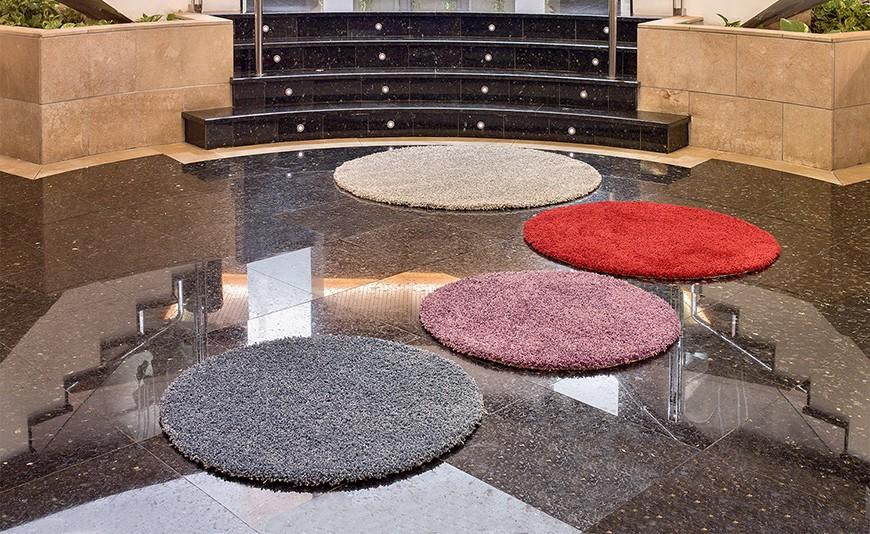 4 tipos de alfombra para tu hogar for Lober granollers