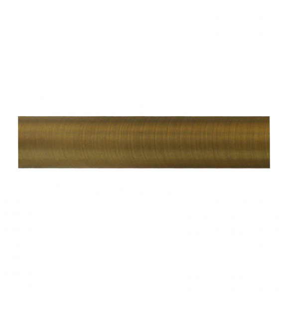 BARRA CORTINA METAL EC BRONCE