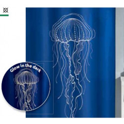 CORTINA BAñO JELLYFISH