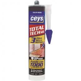 TOTAL TECH CEYS (PEGA SELLA REPARA) NEGRO