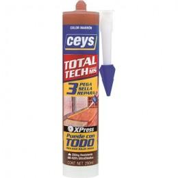TOTAL TECH CEYS (PEGA SELLA REPARA) MARRÓN