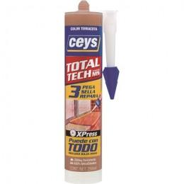 TOTAL TECH CEYS (PEGA SELLA REPARA) TERRACOTA