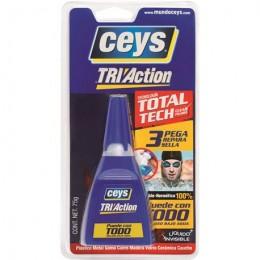 TOTAL TECH CEYS (PEGA SELLA REPARA) TRANSPARENTE