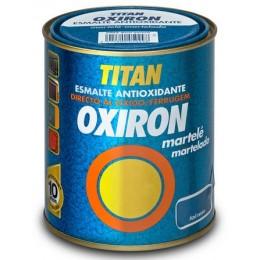 ESMALTE ANTIOXIDANTE OXIRON MARTELE TITAN BLANCO