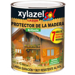 LASUR XYLAZEL SOL PROTECTOR MADERA CAOBA