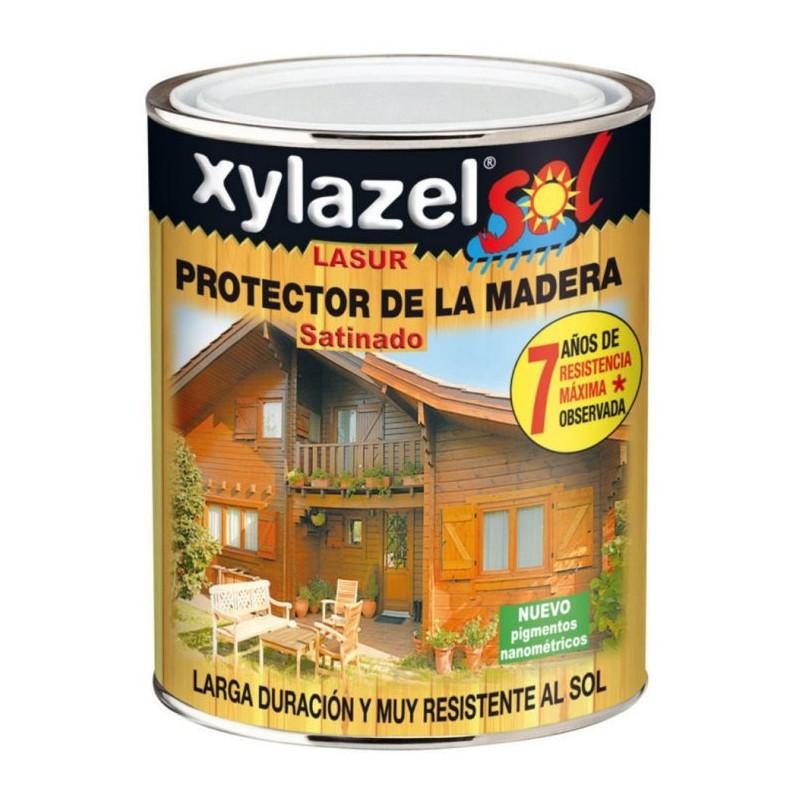 LASUR XYLAZEL SOL PROTECTOR MADERA SAPELLY