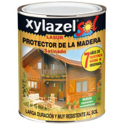 LASUR XYLAZEL SOL PROTECTOR MADERA SAPELLY