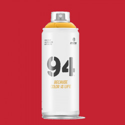 PINTURA SPRAY MONTANA 94 ROJO MADRID