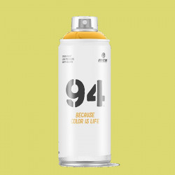 PINTURA SPRAY MONTANA 94 AMARILLO LIMON