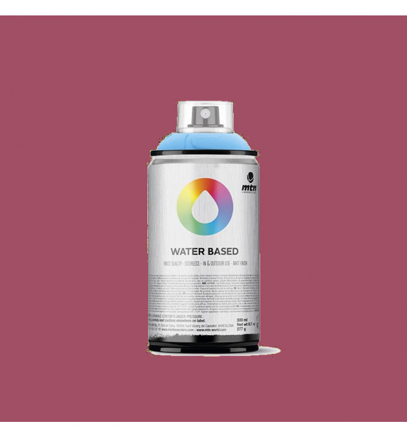 PINTURA SPRAY AL AGUA MONTANA WB RED VIOLET
