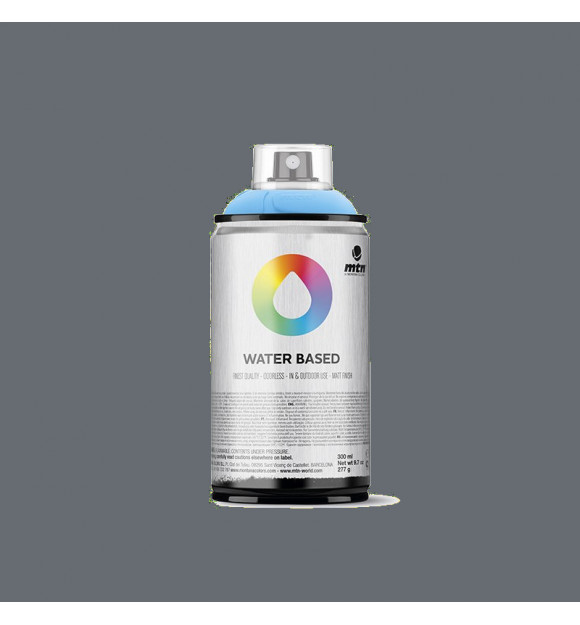 PINTURA SPRAY AL AGUA MONTANA WB NEUTRAL GREY DEEP