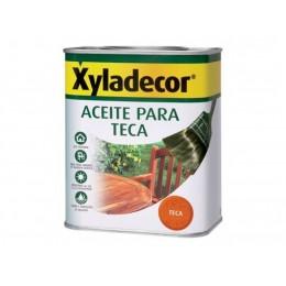 ACEITE PARA TECA XYLADECOR INCOLORO
