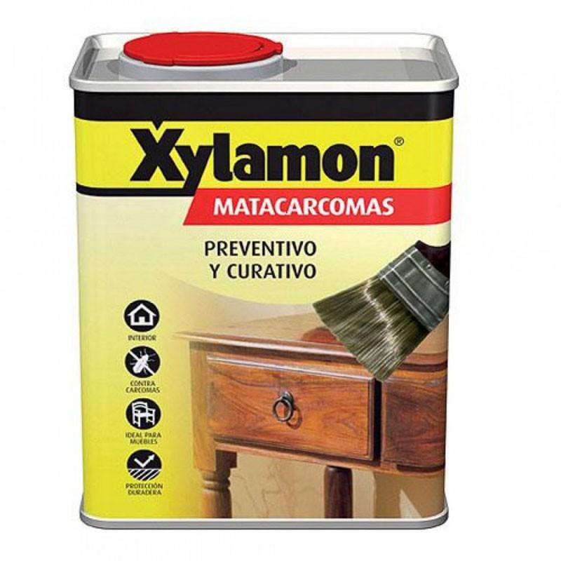 TRATAMIENTO ANTI CARCOMAS XYLAMON