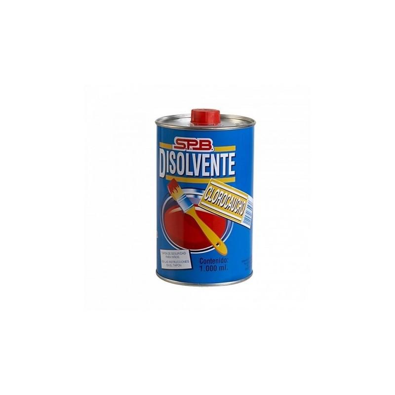 DISOLVENTE PARA CLOROCAUCHO