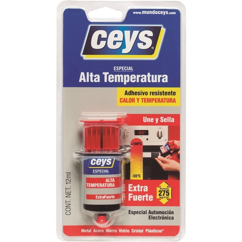 ADHESIVO ALTA TEMPERATURA CEYS 12ML
