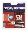 CINTA DE MONTAGE ESPECIAL LEDS MONTACK CEYS 10M