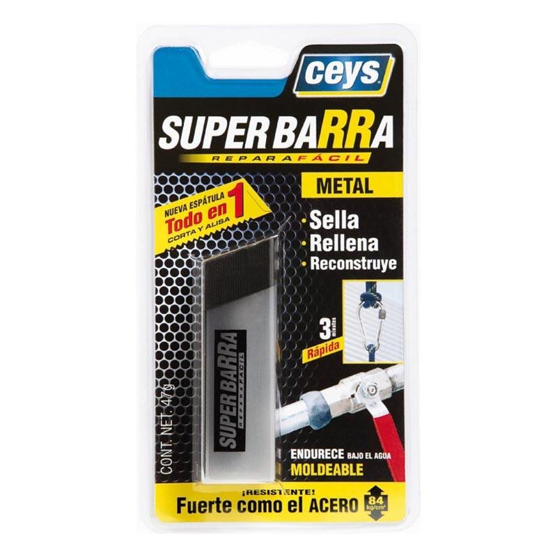 SUPER BARRA REPARADORA CEYS METAL METAL