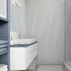 PANEL MOTIVO 330/D M CONCRE STRIPES 265A
