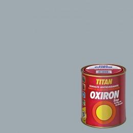 ESMALTE ANTIOXIDANTE OXIRON LISO TITAN GRIS PERLA