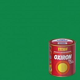 ESMALTE ANTIOXIDANTE OXIRON LISO TITAN VERDE PRADO
