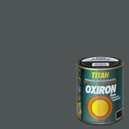 ESMALTE ANTIOXIDANTE OXIRON LISO TITAN GRIS MEDIO