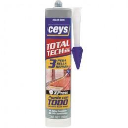 TOTAL TECH CEYS (PEGA SELLA REPARA) GRIS