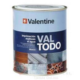 IMPRIMACIÓN MULTISUPERFICIES VALTODO BLANCO