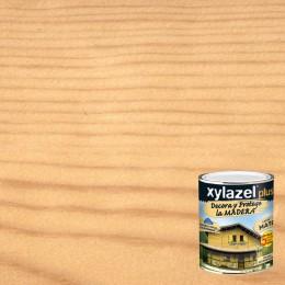 LASUR XYLAZEL PLUS DECORA Y PROTEGE PINO TEA