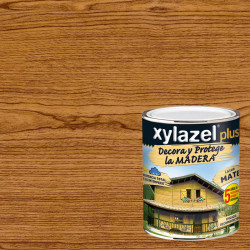 LASUR XYLAZEL PLUS DECORA Y PROTEGE ROBLE