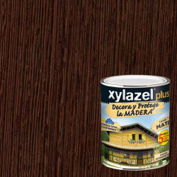 LASUR XYLAZEL PLUS DECORA Y PROTEGE WENGUE