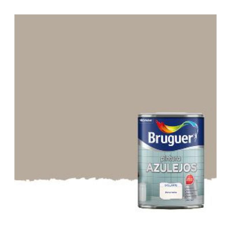 ESMALTE PARA AZULEJOS BRUGUER PIEDRA