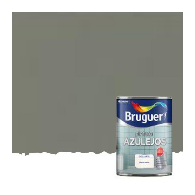 ESMALTE PARA AZULEJOS BRUGUER TOPO