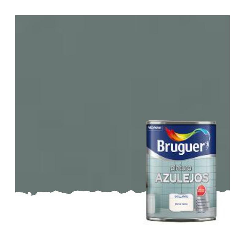 ESMALTE PARA AZULEJOS BRUGUER GRIS CEMENTO