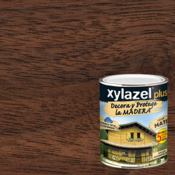 LASUR XYLAZEL PLUS DECORA Y PROTEGE NOGAL