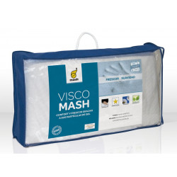 ALMOHADA MASH VISCO BLANCO