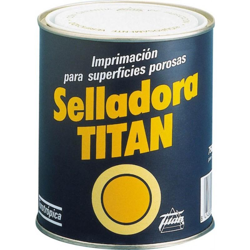 SELLADORA TITAN IMPRIMACIóN SUPERFICIES POROSAS BLANCO
